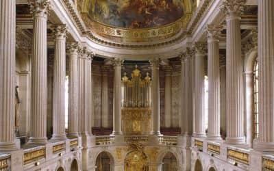 La Chapelle Royale de Versailles : une ode à la beauté architecturale française