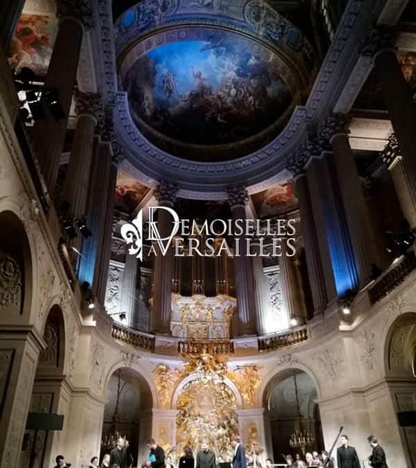 Concerts, ballets et spectacles à Versailles