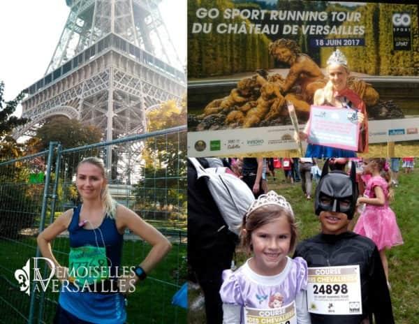 Sortie running à Versailles